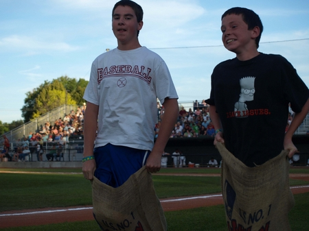 Idaho Falls -- Sack Race.JPG