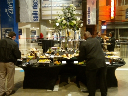 Indy -- Lucas Oil -- Food Spread.JPG