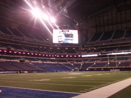 Indy -- Lucas Oil -- Tour -- On Field 2.JPG