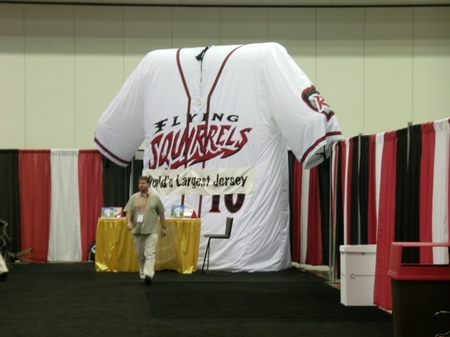 Indy -- Trade Show -- Largest Jersey.JPG