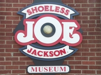 Shoeless_museumsign.JPG