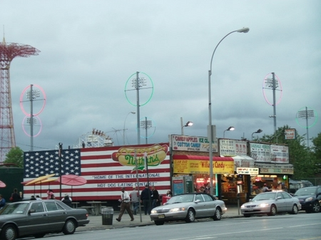 BrooklynRain_parkinbackground.JPG