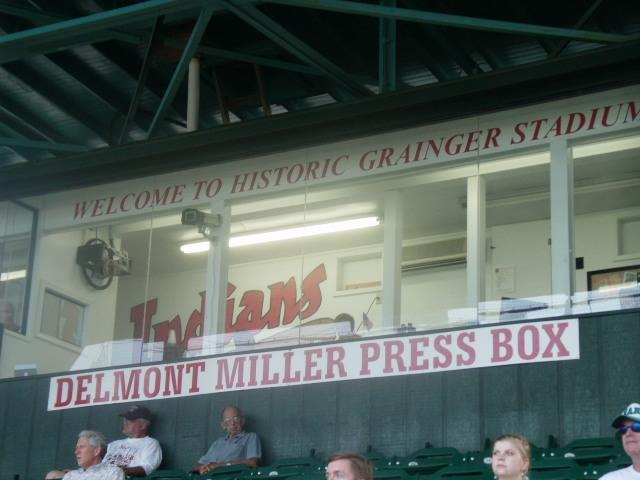 Afbeeldingsresultaat voor Grainger stadium press box