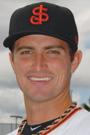 San Jose catcher Jeff Arnold