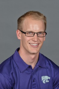 Chris Kutz, now working at Kansas State