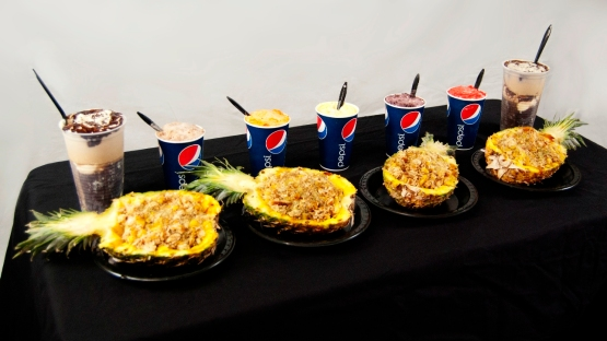 All 2014 Extreme Foods and Duck Floats