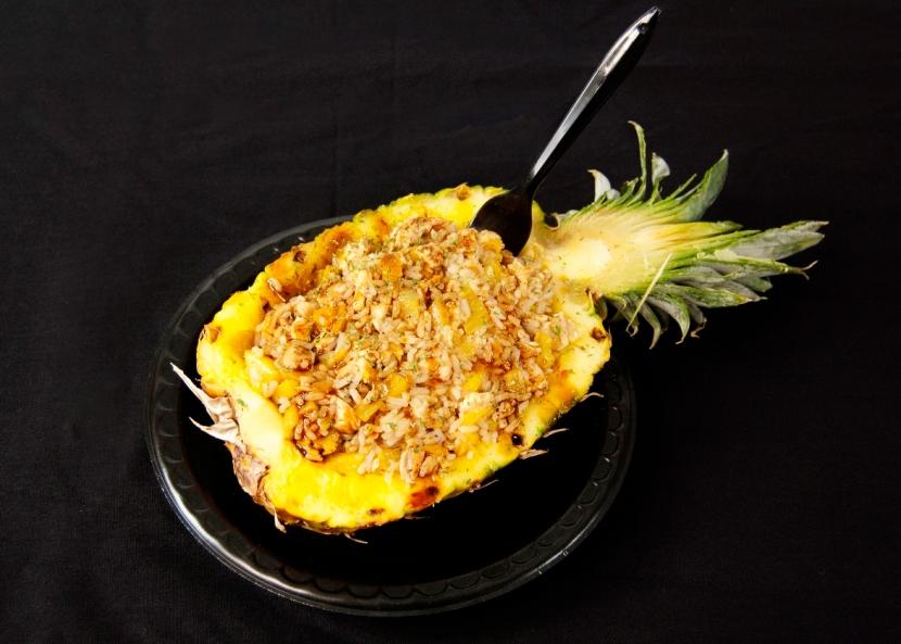 Pineapple TeriyAKRON Bowl
