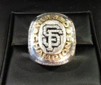 2010 World Series Ring