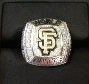2012 World Series Ring