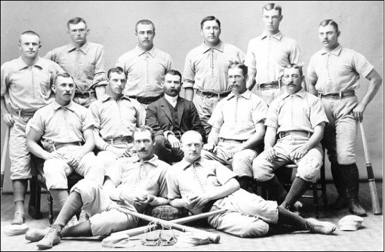 1884 road uniforms