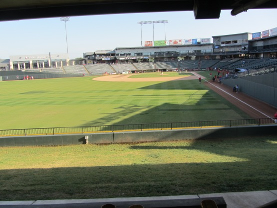 Dell Diamond in Round Rock (Ben's Biz file photo)