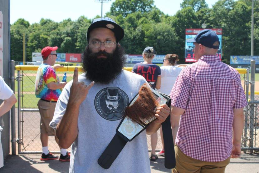 Beard vs food winner