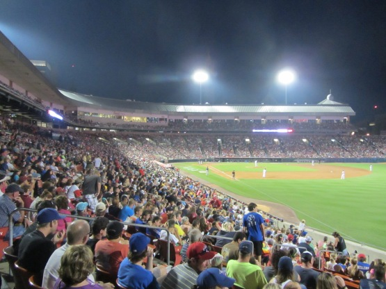 Coca-Cola Park in Buffalo (Ben's Biz file photo)