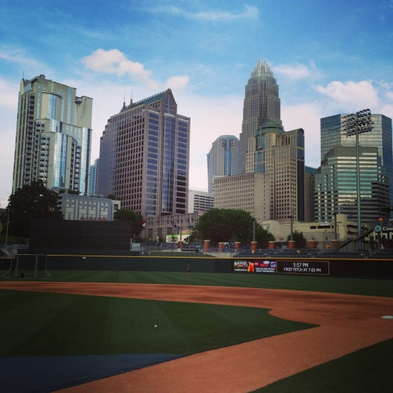 BB&T Ballpark in Charlotte (Ben's Biz file photo)