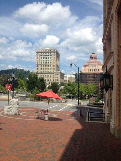 Asheville's art deco City Hall