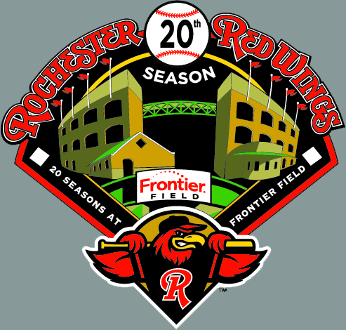 20 Seasons Frontier Field