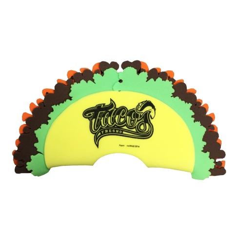 Fresno Tacos Foam Taco Hat