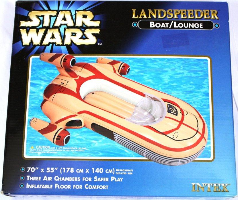 Pool-raft-landspeeder
