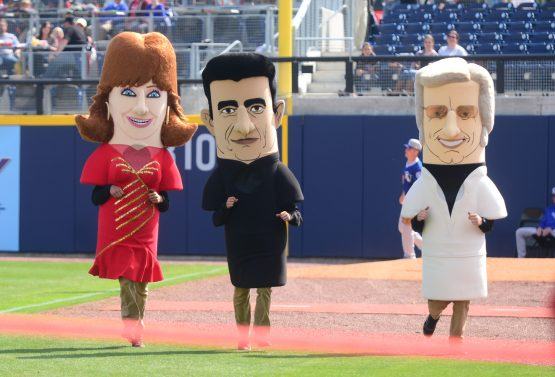 Nashville Sounds Country Music Legends Race 2016