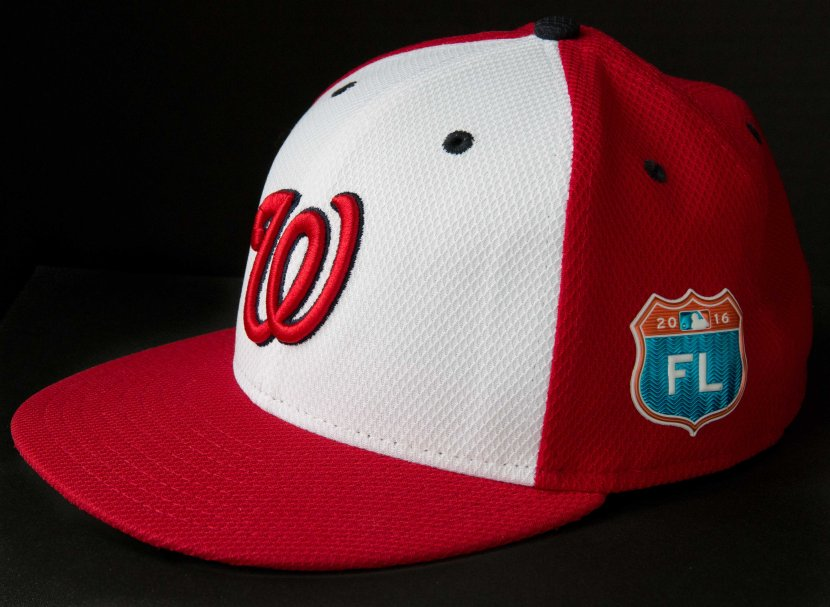 Picture 5 - Nats Cap With 2016 Spring Training Patch