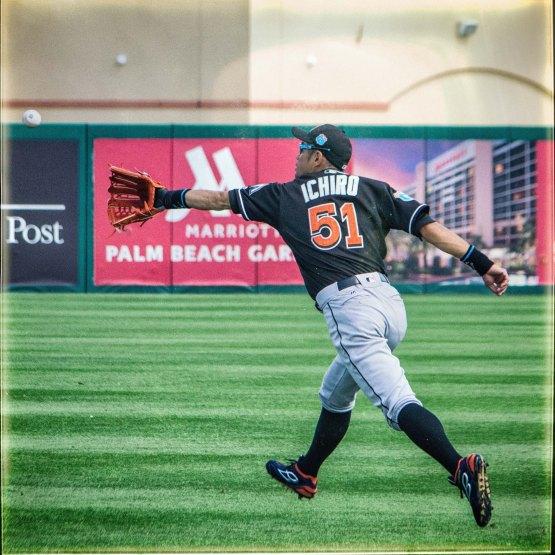 Picture 7 - Ichiro (32316 - Roger Dean Stadium, Jupiter, Florida