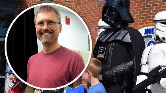 Vader guy
