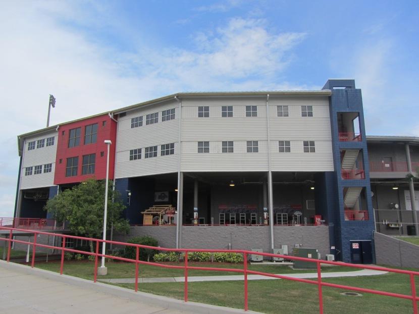 Space Coast Stadium (Ben's Biz file photo)